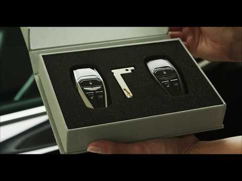 Aston Martin Keys Demonstration