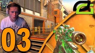 Black Ops 2 vs Old Men of OpTic - Part 3 - LAST MAP!