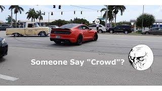Mustangs Everywhere + Pullouts, Mustang get Sideways Again