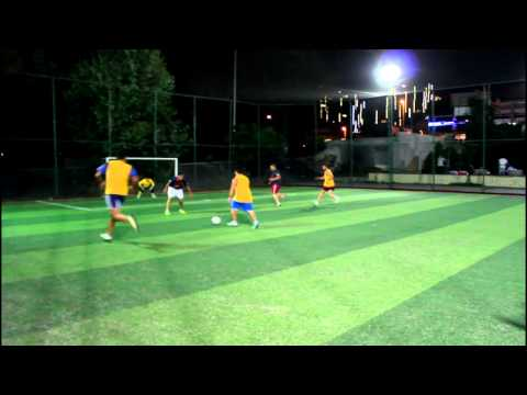 STARCAD-JATOMİ SPORTS CLUB MAÇIN GOLÜ/ İSTANBUL / iddaa Rakipbul Ligi 2014 Kapanış Sezonu