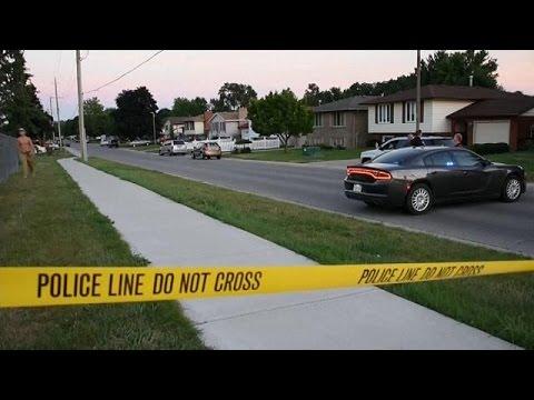 Lelőtt egy feltételezett öngyilkos merénylőt a kanadai rendőrség