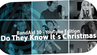Do They Know It´s Christmas - Band Aid 30 (Youtube Edition)