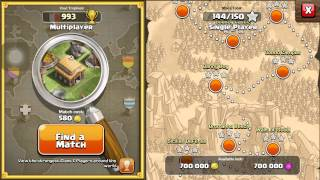 Clash of Clans - Single Player Easter Egg!