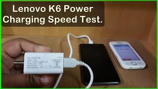 Un-known Baseband solution for Lenovo K6 Power