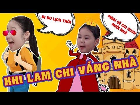Khi Lam Chi Vắng Nhà, Tâm Anh Có Làm Bà Hoàng   Đẹp TV