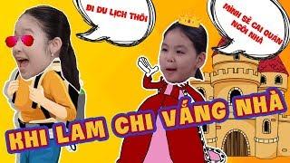 Khi Lam Chi Vắng Nhà, Tâm Anh Có Làm Bà Hoàng | Đẹp TV