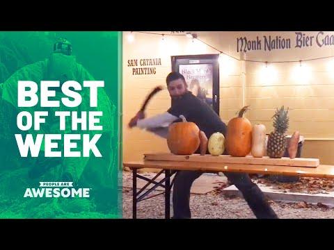 Pumpkin Blade Tricks, Extreme Pogo & More | Best of the Week