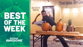 Pumpkin Blade Tricks, Extreme Pogo & More | Best of the Week