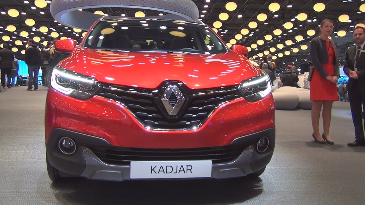 renault kadjar intens energy tce 130 edc 2017 exterior and interior in 3d youtube. Black Bedroom Furniture Sets. Home Design Ideas
