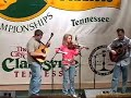 Tennessee Old Time Fiddle Championship - Maggie Estes