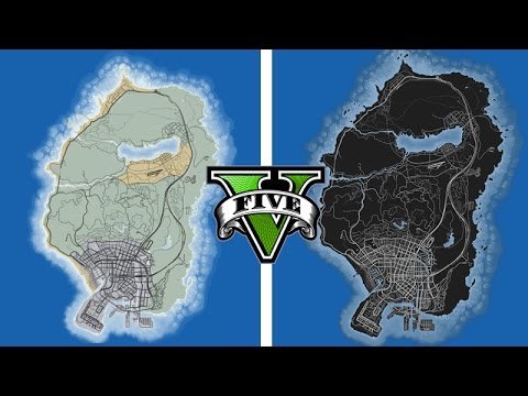 Así era la beta de GTA V