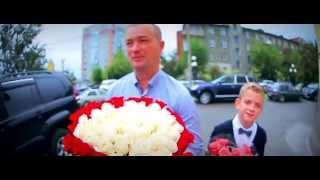 Самая красивая и трогательная выписка из роддома - Аделина (видеосъемка встречи в роддоме 2015)(