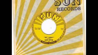 JAMES COTTON  - MY BABY -  STRAIGHTEN UP BABY -  SUN 199