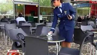 As primeiras (com Paula Costa, primeira mulher piloto militar da Força Aérea Portuguesa)
