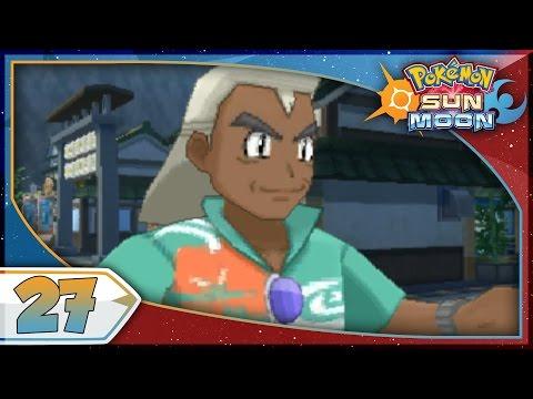 Pokémon Sun And Moon - Part 27 | Ula'ula Island! [NEW Nintendo 3DS 100% Walkthrough]