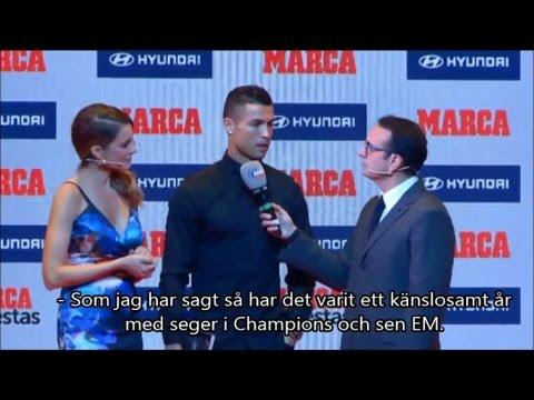 """Ronaldo: """"Känner mig fortfarande ung"""" - TV4 Sport"""