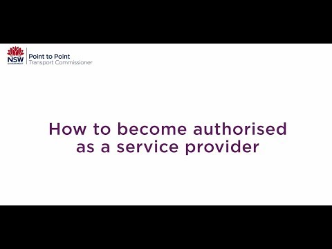 How to Become Authorised