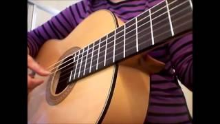 Dấu Tình Sầu _ ST: Ngô Thụy Miên _ Guitar