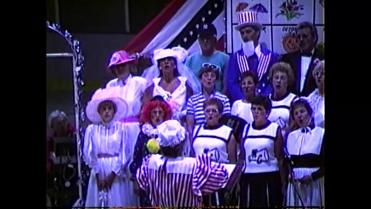 St. Patrick's Choir  7-1-88