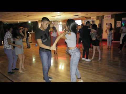 Maxi and Meshi sensual bachata dance