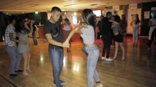 "Maxi and Meshi sensual bachata dance ""Cancioncitas De Amor"""