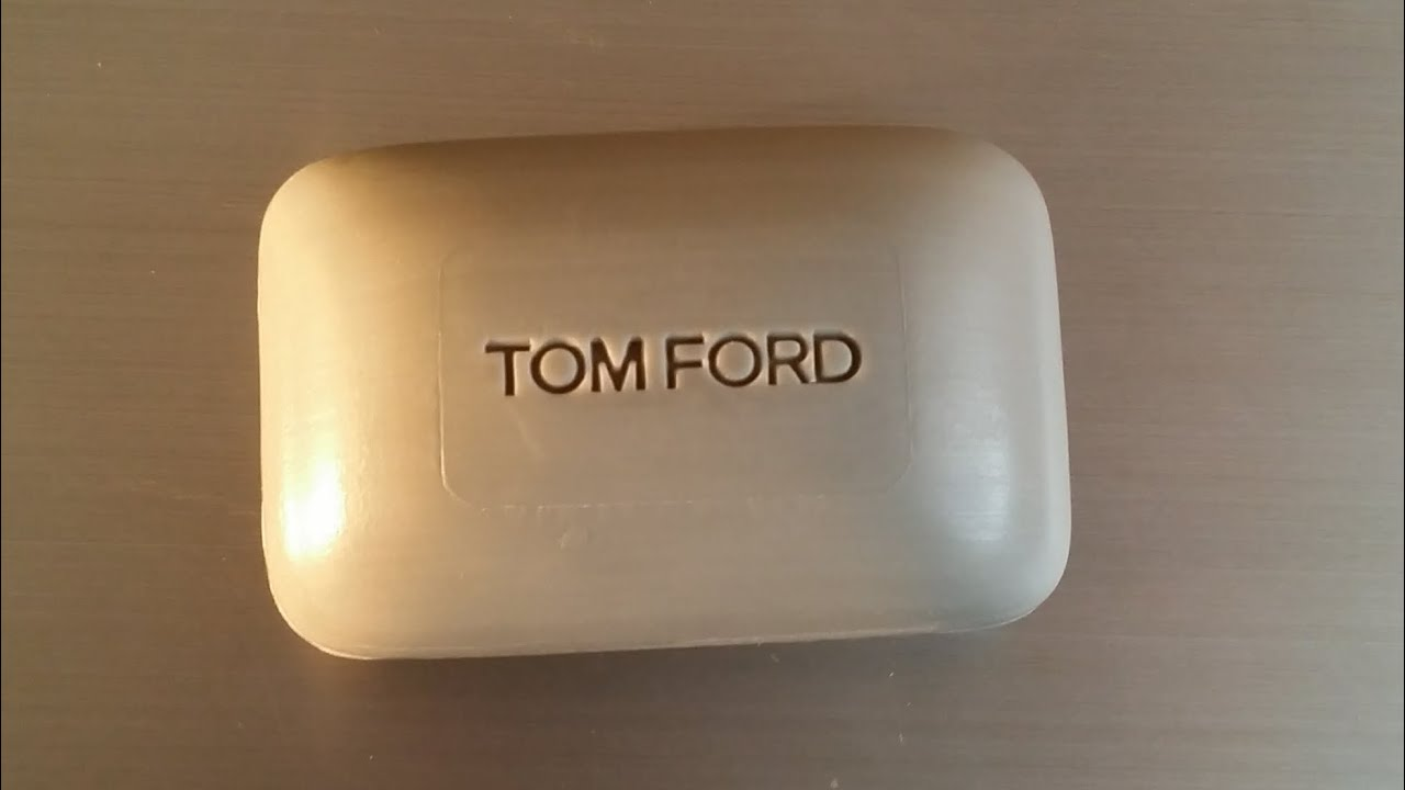 Tom Ford Oud Wood bar soap review
