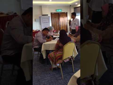 Team Building Feedback from En Abdullah, Pengurus Pejabat Negeri Kelantan