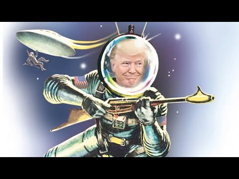 Trump Explores Creating a Military Branch to Dominate Space