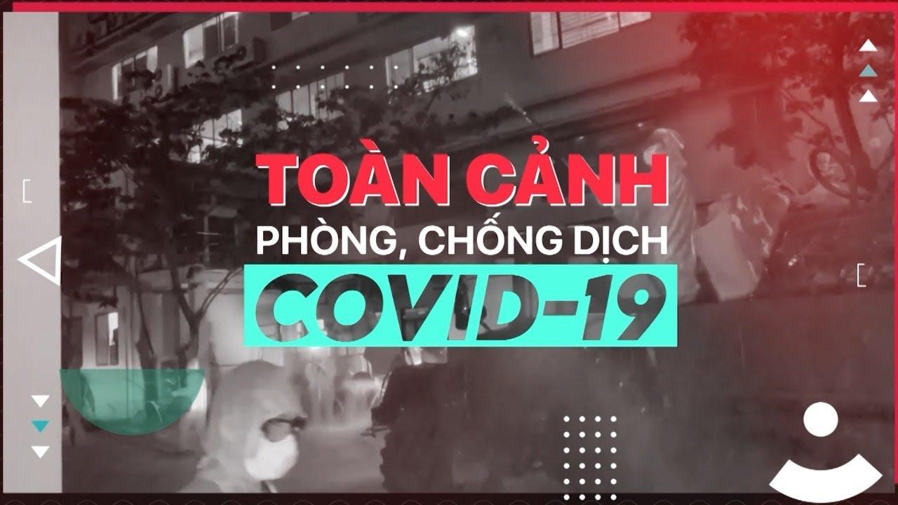 BẢN TIN TOÀN CẢNH PHÒNG CHỐNG DỊCH COVID-19 NGÀY 9/8/2020 | VTV24