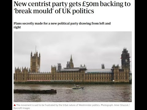 Do we need a new political party in the UK?