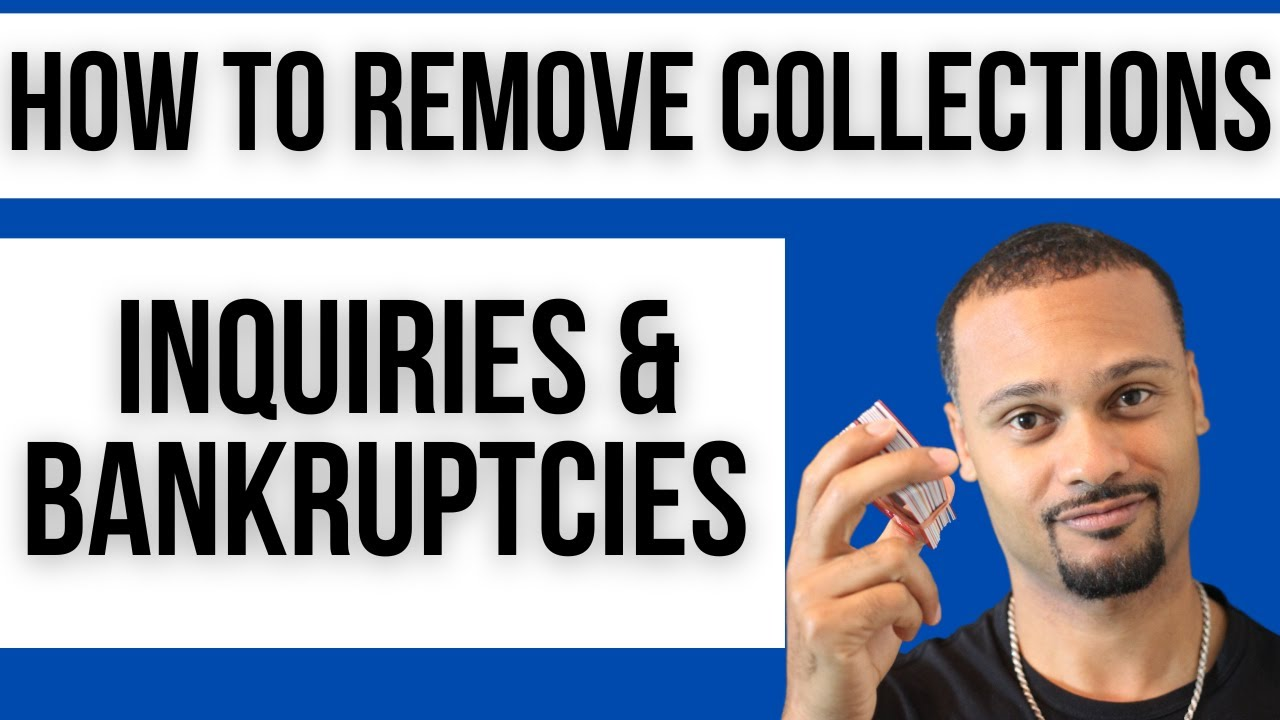 Diy credit repair remove collections inquiries bankruptcies diy credit repair remove collections inquiries bankruptcies youtube solutioingenieria Images