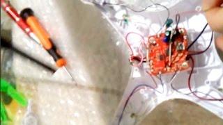 Не злітає квадрокоатер,докладний ремонт китайського Syma x5c