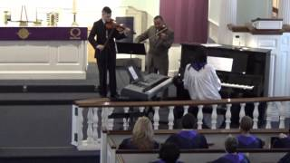 The Old Rugged Cross - Violin Duet & Piano Accompaniment