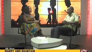 Marry and Maintain - AM Show (20-2-15)