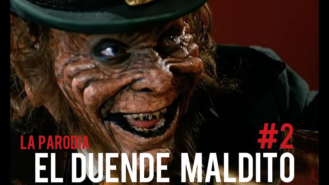 El Duende Maldito La Parodia 2 Doblaje Eddiemew Youtube