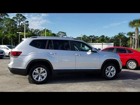 2018 Volkswagen Atlas Orlando, Sanford, Kissimme, Clermont, Winter Park, FL 4024P