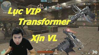 Lục VIP Với Skin Transformer Siêu Chất Siêu Bá Đạo - Tiền Zombie v4