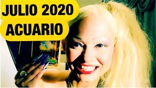 HORÓSCOPO ACUARIO♒️❤️AMOR ABUNDANCIA EMPODERAMIENTO JULIO 2020 SERIES 1 HOROSCOPOS TAROT HOROSCOPE❤️