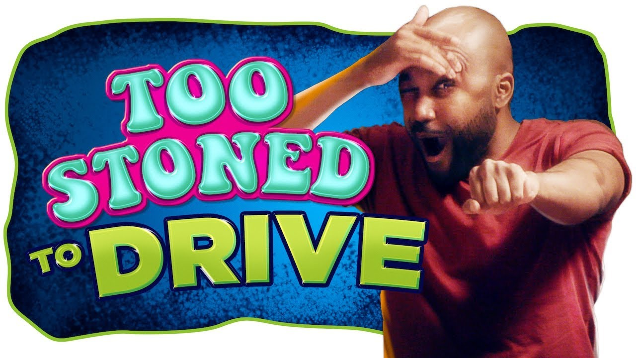 Yes, You're Too Stoned to Drive