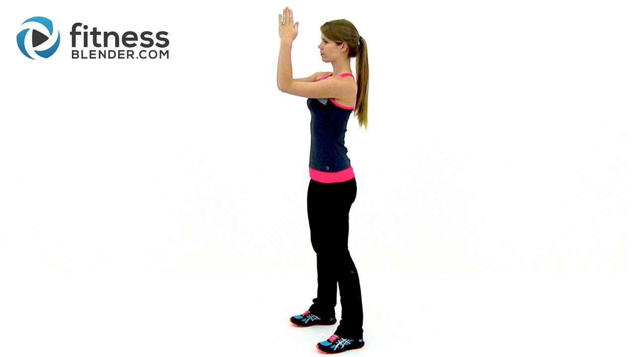 Home Upper Body Workout Without Weights