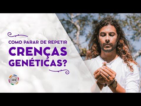 Como parar de repetir Crenças Genéticas? #crenças