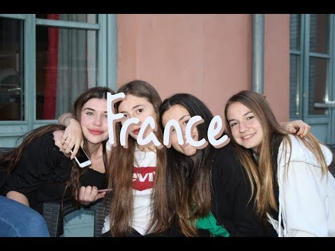 School Trip to France