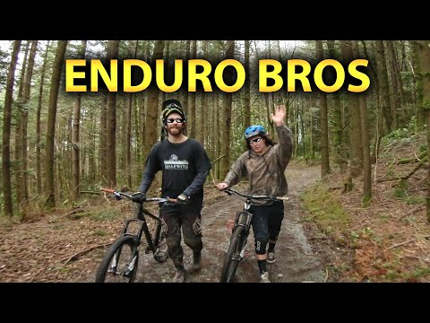 We Went Full Enduro - Flow Trails at Galbraith Mountain | Jordan Boostmaster