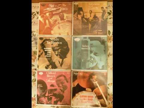 Clifford Brown & Max Roach  Mercury Record 3