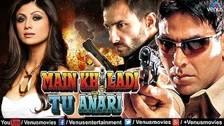 Main Khiladi Tu Anari Full Movie | Hindi Movies | Akshay Kumar Full Movies