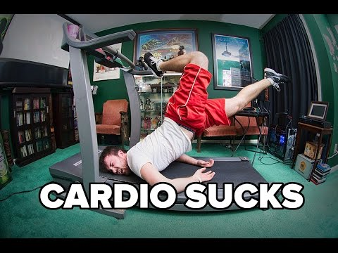 Cardio Sucks For Weight Loss