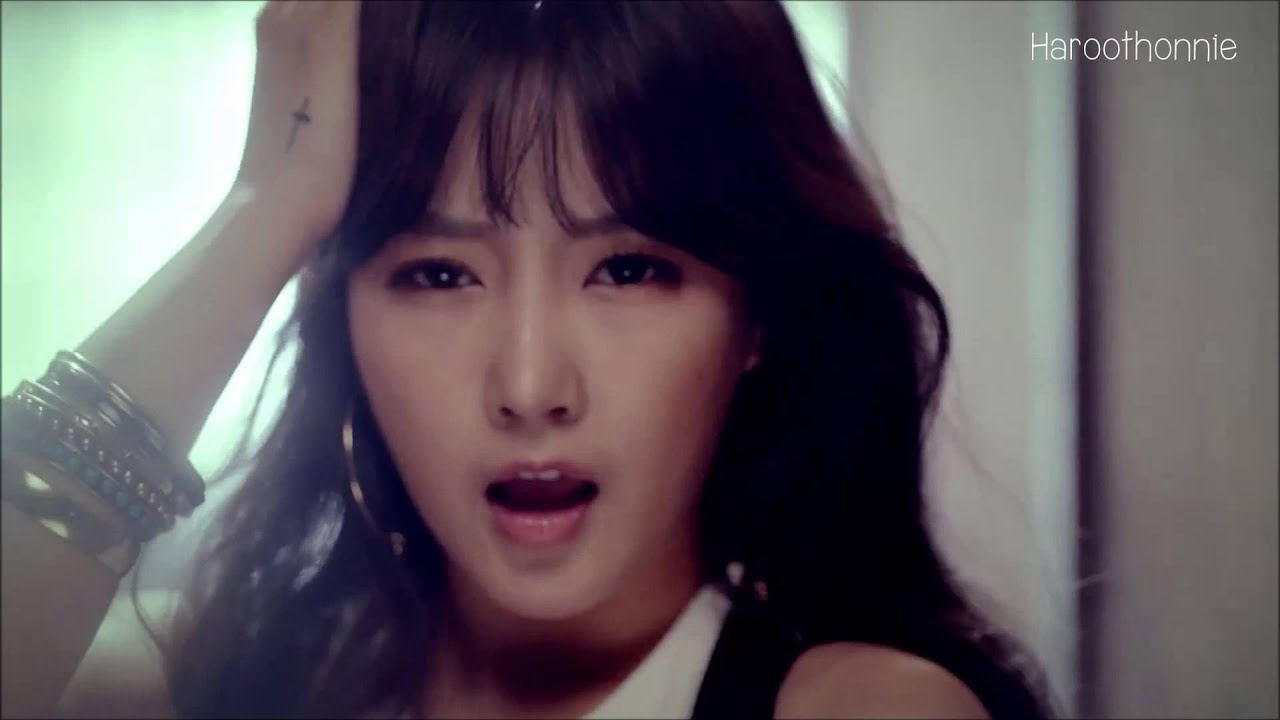T-ARA - Number Nine M/V (Soyeon Cut Ver.) - YouTube | 1920 x 1080 jpeg 68kB