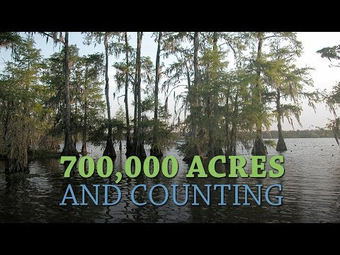 700,000 Acres And Counting