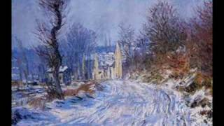 Claude Monet - Winter Tales