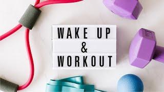 WAKE UP & WORKOUT - Musik semangat pagi merubah gairah menjadi bersemangat
